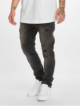 DEF Slim Fit Jeans Antoine black