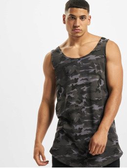 DEF Tank Tops Basic  camouflage