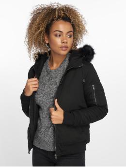 DEF Winter Jacket Bomber black