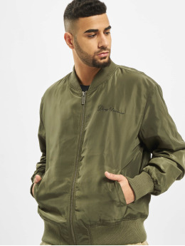 Deus Maximus Bomber jacket Goodlife  olive