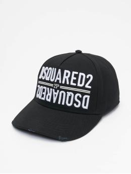 Dsquared2 Snapback Cap 25th Dsquared2 Baseball black