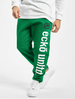 Ecko Unltd. Sweat Pant 2Face  green