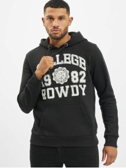 Eight2Nine Hoodie College black