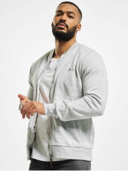 Eight2Nine Lightweight Jacket Zip Transition gray