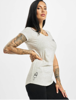 Eight2Nine T-Shirt Lazy  beige
