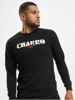 El Charro Pullover Damian  black