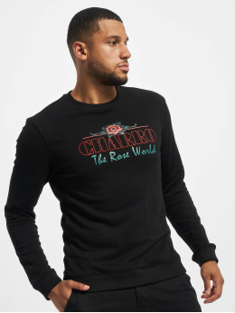 El Charro Pullover Durango  black