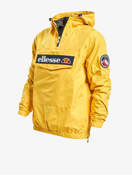 Ellesse Lightweight Jacket Mont 2  yellow