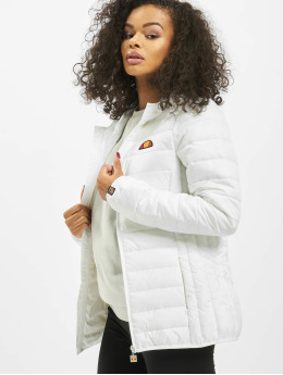 Ellesse Puffer Jacket Lompard Padded white