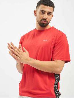 FILA Active Sport Shirts Active UPL Atami red