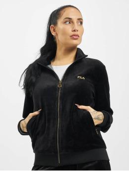 FILA Lightweight Jacket Bianco Belluna black
