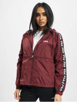 FILA Lightweight Jacket Tattum Wind red