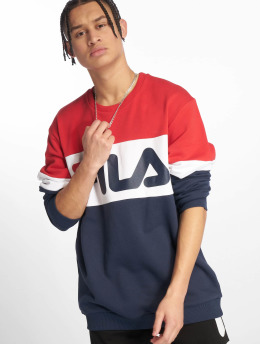 FILA Pullover Urban Line Straight Blocked blue