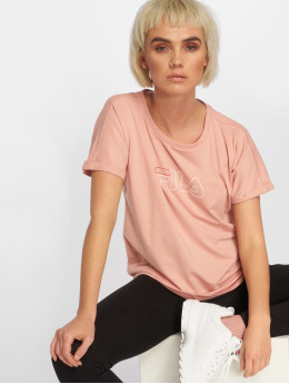 FILA T-Shirt Power Line Ludi rose