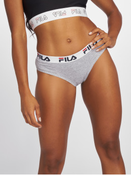 FILA Underwear 1-Pack Urban Brief gray