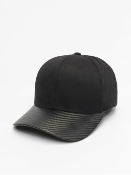 Flexfit Flexfitted Cap Carbon black