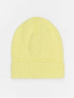 Flexfit Hat-1 Soft Acrylic  yellow