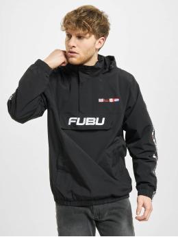 Fubu Lightweight Jacket Corporate  black