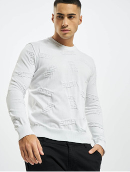 GCDS Pullover Layer white