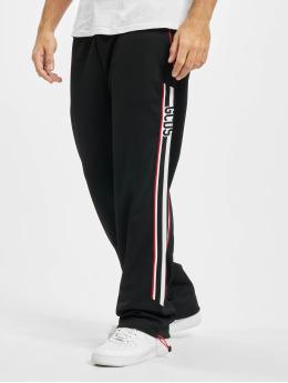 GCDS Sweat Pant Logo Band black