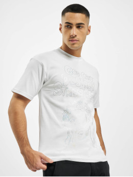 GCDS T-Shirt Can't Create white