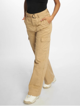 Glamorous Chino pants Ladies beige