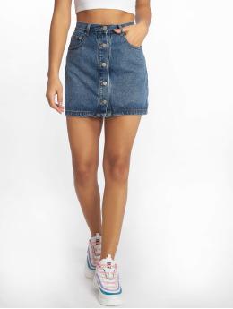 Glamorous Skirt Buttons  blue