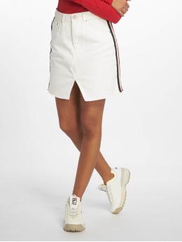 Glamorous Skirt Stripes  white
