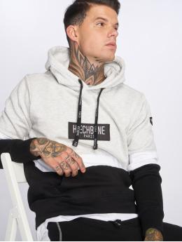 Hechbone Hoodie Colorblock gray