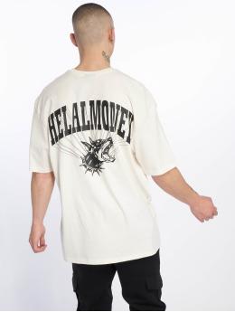 Helal Money T-Shirt No Biting Allowed white
