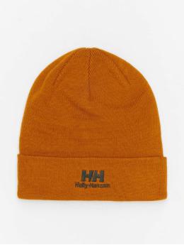 Helly Hansen Hat-1 Helly Hansen YU Beanie orange