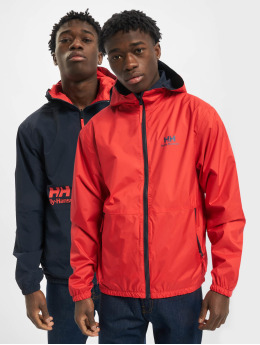 Helly Hansen Lightweight Jacket YU20 Reversible red