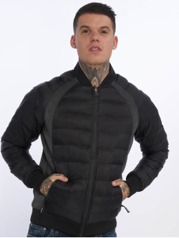 Helvetica Winter Jacket Jord black