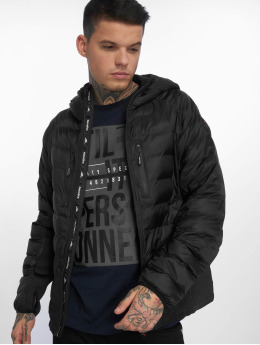 Helvetica Winter Jacket Munich black