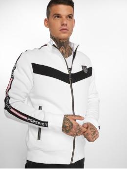 Horspist Lightweight Jacket Nash Zip white