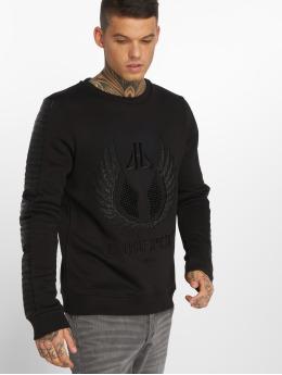 Horspist Pullover Rock  black