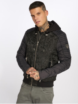 Horspist Winter Jacket Hogan  black