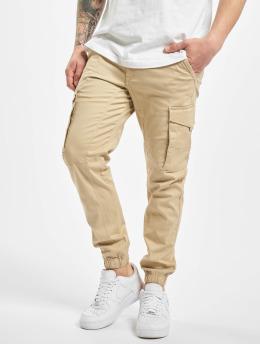 Jack & Jones Cargo pants jjiPaul jjFlake AKM 542  beige