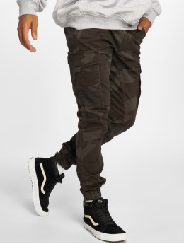 Jack & Jones Cargo pants JjIpaul JjFlake AKM 559 STS camouflage
