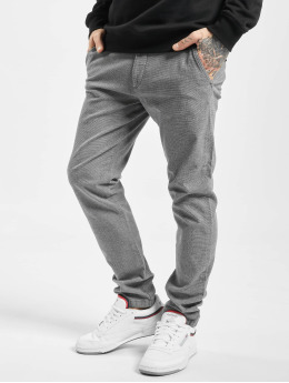 Jack & Jones Chino pants jjiMarco Jjkenso Akm638  gray