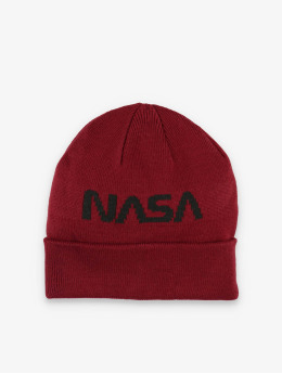 Jack & Jones Hat-1 jacNasa  red