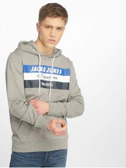Jack & Jones Hoodie jorShakedowns gray