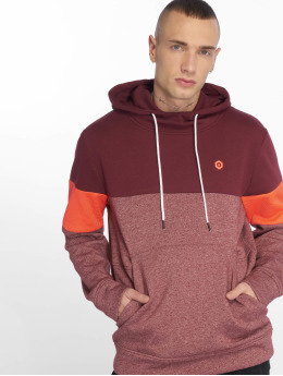 Jack & Jones Hoodie jcoMart red