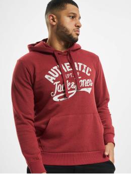 Jack & Jones Hoodie jjJeanswear  red
