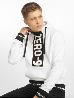 Jack & Jones Hoodie jcoRookie white