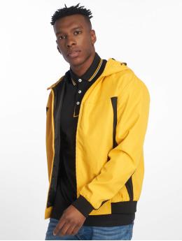 Jack & Jones Lightweight Jacket jcoAlu Noos yellow
