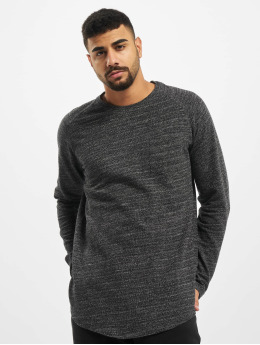 Jack & Jones Longsleeve jcoOzil  black