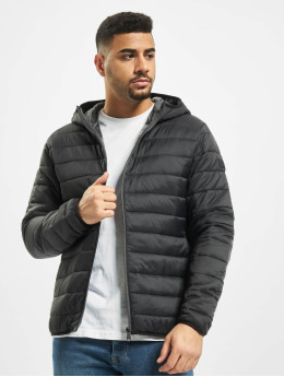 Jack & Jones Puffer Jacket jjeEric black