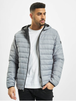 Jack & Jones Puffer Jacket jjeEric gray