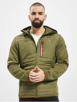 Jack & Jones Puffer Jacket Jcotripple  green